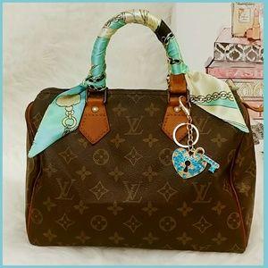 🎄Authentic Louis Vuitton Speedy 25 monogram